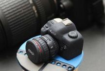 Camera cake / Camera cake