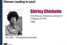 Women Leading in Local - Women in History / Famous women in history #wlil #leadinginlocal #womeninhistory