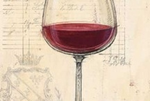 WINE GLASSES SKETCH