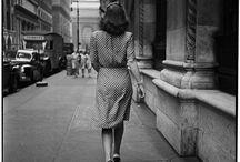 Stanley Kubrick Photos of New York