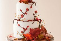 Fall autumn wedding / by Irene and Ozzie