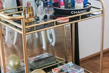Cheers - Bar Cart Styling