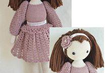 Tildy / Crochet doll