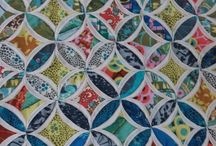 Quilts - Cathedral Window