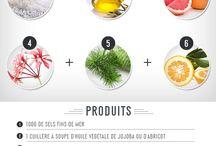 Soins et plantes