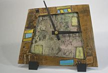 Ceramika zegary