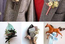 Groomsmen Wedding Style Ideas/伴郎創意穿搭