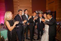 The Club at Kukui'ula, Kauai, HI & The Hyatt Olive 8 Hotel, Seattle, WA; Elise & Peter / A fun, two part wedding on the island of Kauai, and scenic Washington state.