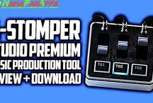 G-Stomper Studio Apk Premium for Android + Plugin