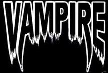 Vampires / by Bobbijo Kus