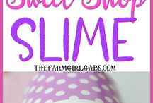 Slime Recipes and Ideas