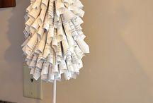 navidad / Arbolito con papel