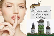 Bava di lumaca pura al 100% / Prodotto cosmetico a base di bava di lumaca in confezione da 30 ml spray o contagocce