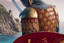 Medieval solider