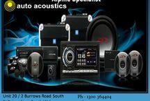 Auto Acoustics