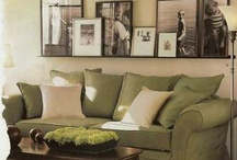 Living room ideas / by Heather Waddle