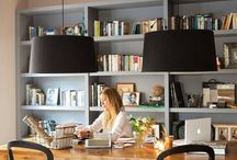 Home office / by Karly Bennett Gardiner