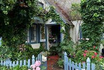 όμορφα σπίτια ~ τροχόσπιτα στην εξοχή ~ δωμάτια ~ κτίρια ~ boho ~ gypsy ~ hippie ~ vintage