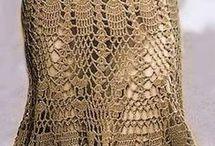 Moldes faceis de trico