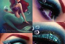 Disney Inspired Make Up