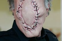 Make-up and related FX