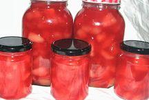 Jams & Canning