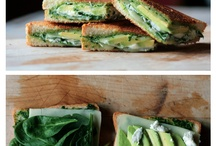 Sandwiches Wraps and Snacks / by Lori Weiss