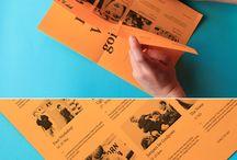Theatre Festival Brochures