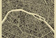 city plans