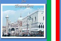Learn Italian - Conversational Italian for TravelersTextbook / Conversational Italian for Travelers Textbook has everything you need to know to travel to Italy - language and travel tips with cultural notes and important phrases. It is all here in one book! Purchase the book and listen to FREE Interactive dialogues and You Tube Videos on www.learntravelitalian.com