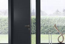 Modern front door / Front door by EUROA