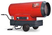 Generatori a gasolio diretti / Riscaldatori a gasolio a combustione diretta. Post-ventilazione per raffreddamento camera di combustione Adatti per riscaldare ambienti aperti o semiaperti.