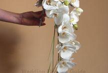 Букет невесты: белый , молочный