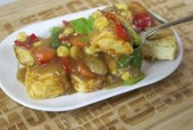 Thai Vegetarian Recipes / Delicious Thai recipes that are suitable for vegetarians