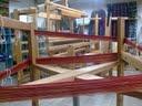 weaving  / starting new work.  / by An Boeks