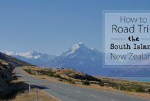 Roteiros Nova Zelândia