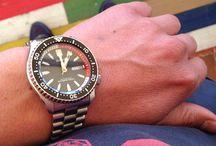 Seiko Diver's / Seiko Diver's watches, automatics + quartz