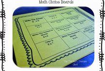 Small group math