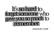 Sad Words