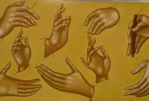 Ikony - ręce i stopy