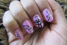 Nail art / Cute and quirky nail art :)