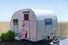 Olde caravans