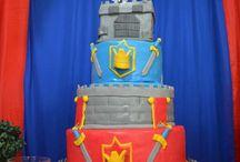 cumpleaños clash royale