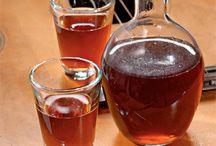 Наливки, настойки, ликеры и др алкоголь