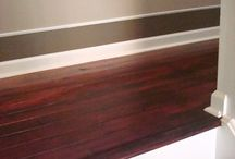 Refinishing Stairs / How to refinish your stairs