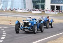 Brooklands Museum / At the Brooklands Museum, you will learn all about the birthplace of British motorsport and aviation. After your time at the museum, take the short few minute walk back to the hotel where you can enjoy a spacious family room with breakfast the follow morning. Plus kids eat free at Brooklands Hotel