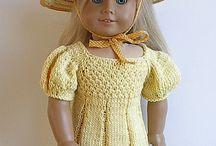 куклам вязать