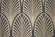Art nouvo pattern