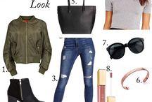 Get The Look / Je m'intéresse de plus en plus à la mode et je passe beaucoup de temps (beaucoup trop même) sur instagram. Instagram est pour moi une vraie mine d 'or pour trouver de l'inspiration niveau mode. Je me suis donc dis qu'il serait assez intéressant de vous proposer sur le blog des Get The Look en m'inspirant pour chaque article d'une tenue d'une blogueuse ou d'une célébrité trouvée sur instagram mais avec des produits aux prix beaucoup plus abordables !