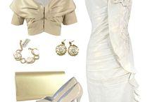 Weselne zestawy / Jak ubrać się na wesele? Propozycje zestawów od N-Fashion.